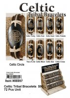 Wholesale Celtic Tribal Bracelets