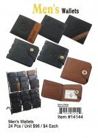 Mens Wallets Wholesale