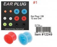Wholesale Ear Plug 1
