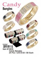 Candy Bangles Wholesale