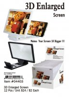 3D Enlarged Screen Wholesale